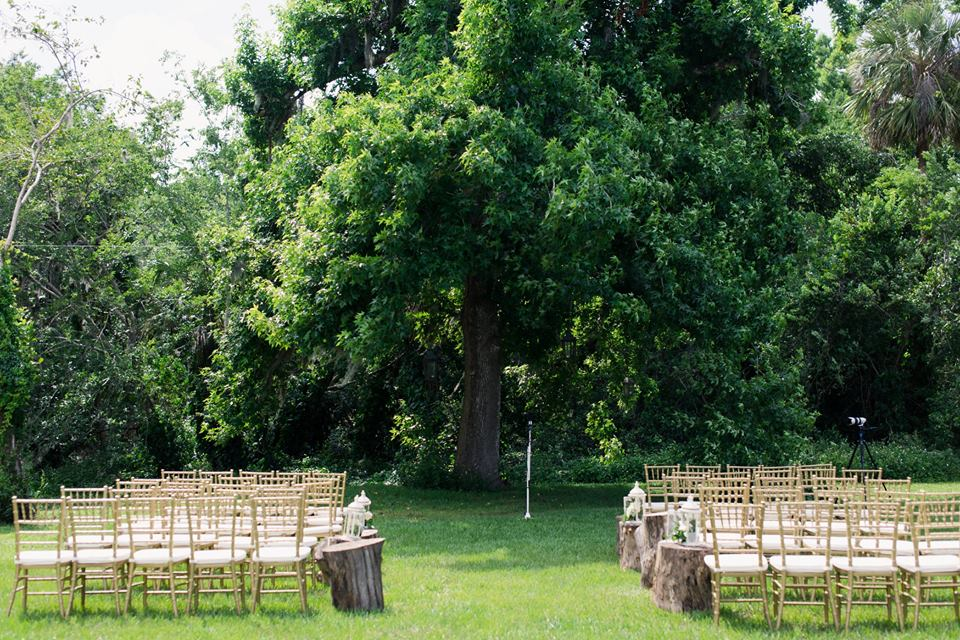 Romantic Wedding at the Mulberry A Chair Affair