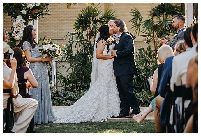 Tampa Garden Club Wedding A Chair Affair