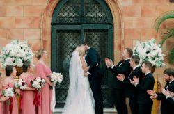 The Ringling Museum Elegant Outdoor Wedding