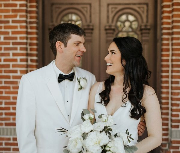 Beautiful Armature Works Wedding