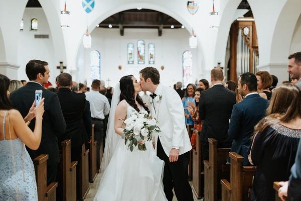 A Chair Affair, Armature Works Wedding,Monika Gauthier Photography, Church Ceremony