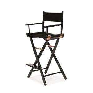 Black Directors Chair - A Chair Affair Rentals