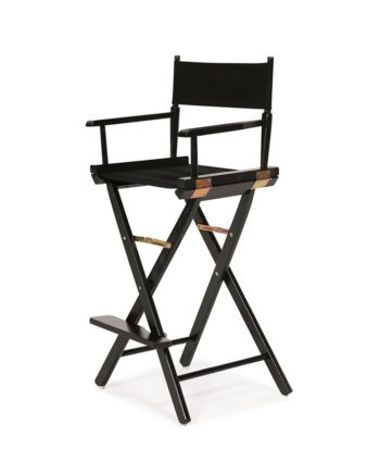 Black Directors Chair - A Chair Affair Rentals