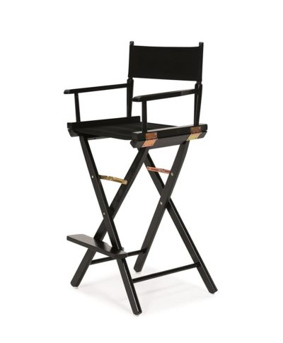 Black Directors Chair – A Chair Affair Rentals