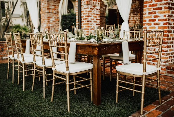 Casa-Feliz-Wedding-A-Chair-Affair-Farm-Tables-Chiavari-chairs-Farm-tables-Outdoor-reception