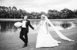 Elegant Country Club of Orlando Wedding