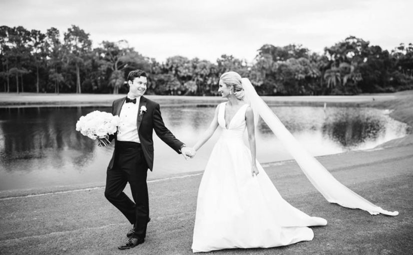 Elegant Country Club of Orlando Wedding