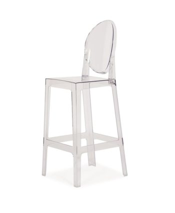 Ghost Bar Stool - A Chair Affair