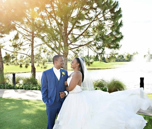 Beautiful Hilton Bonnet Creek Wedding