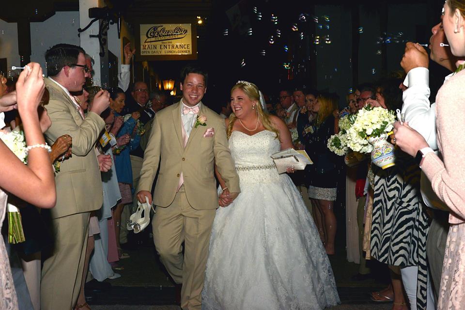 Nadine Nasby Photography - Vendor Spotlight - Wedding Exit