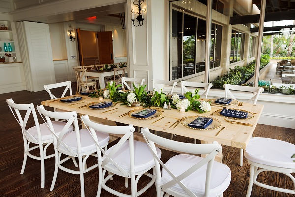 Ritz-Carlton Beach Club Wedding, A Chair Affair, Limelight Photography, Beach Wedding, French Country Chairs
