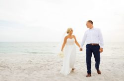 Ritz-Carlton Beach Club Wedding