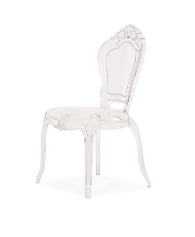 Royal Acrylic Chair – A Chair Affair Rentals