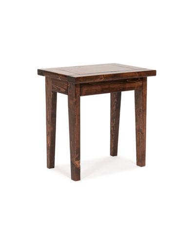 The Colton End Table – A Chair Affair Rentals