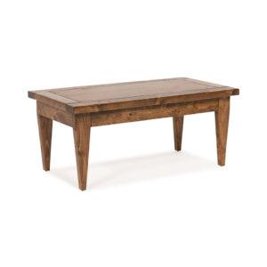 The James Coffee Table - A Chair Affair Rentals
