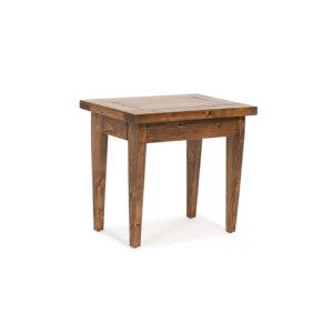 The James End Table - A Chair Affair Rentals
