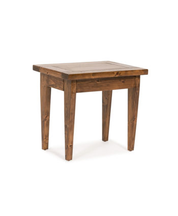 The James End Table - A Chair Affair Rentals