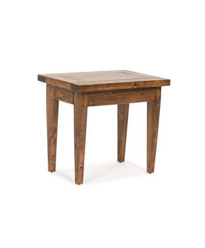 The James End Table – A Chair Affair Rentals