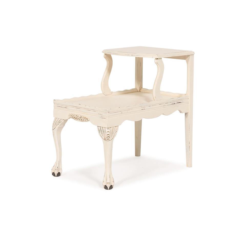The Liam End Table - A Chair Affair Rentals