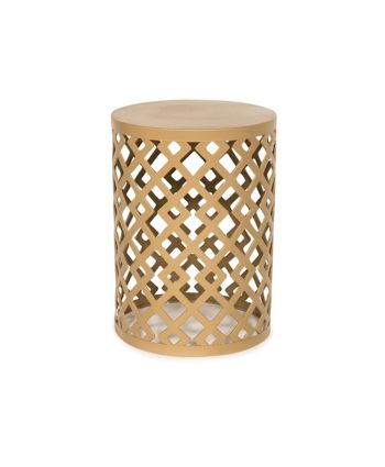 The Maddox End Table - A Chair Affair Rentals