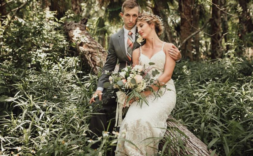 Relaxed and Romantic Wedding at The Mulberry New Smyrna Beach