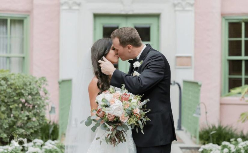 Charming Vinoy Renaissance St. Petersburg Wedding