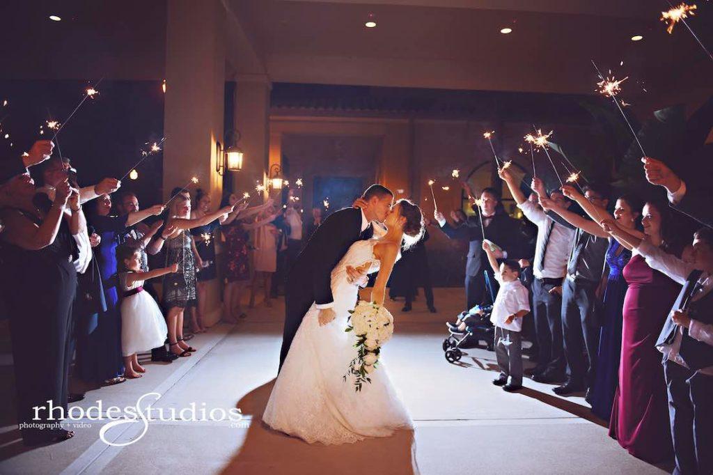 subtle and sophisticated Orlando wedding