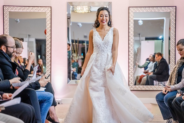 Bridal Gallery of Orlando, A Chair Affair, Ghost Chairs, Nuva Photography, anniversary, gown 7