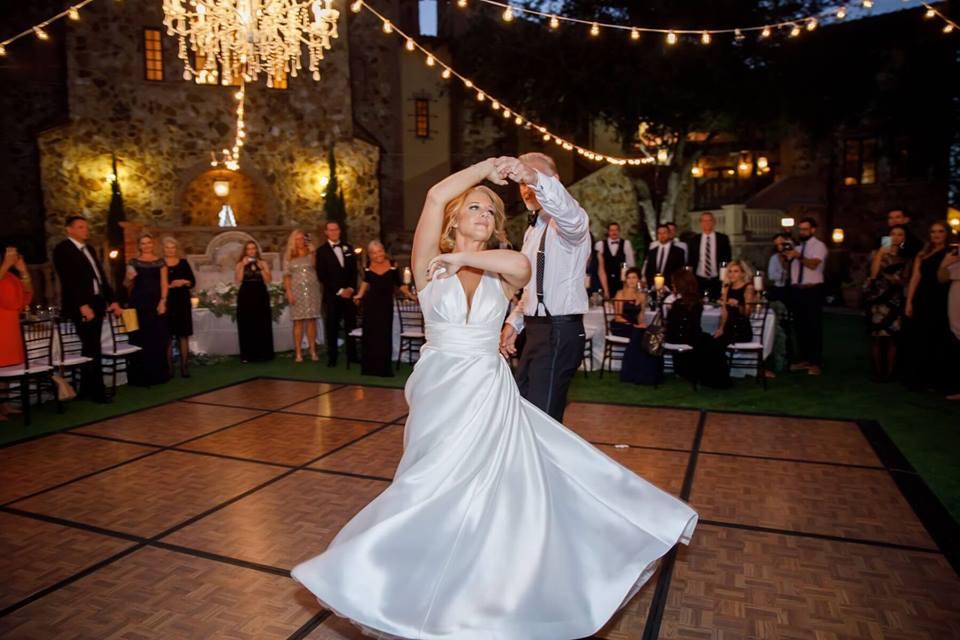 Elegant Cream Bella Collina Wedding