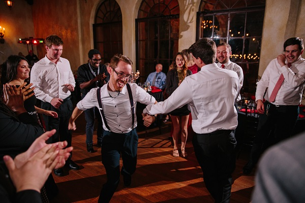 Howey Mansion, A Chair Affair,J. Lebron Photography, Rose Gold Charger, reception dancing