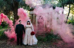 Howey Mansion October Wedding