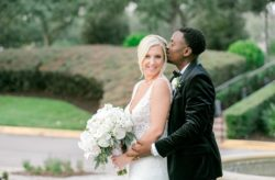 Romantic Reunion Resort Wedding