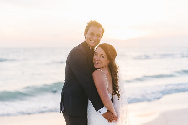 Tradewinds Island Resort wedding, Kera Photography, A Chair Affair, Beach Wedding, Bride and Groom