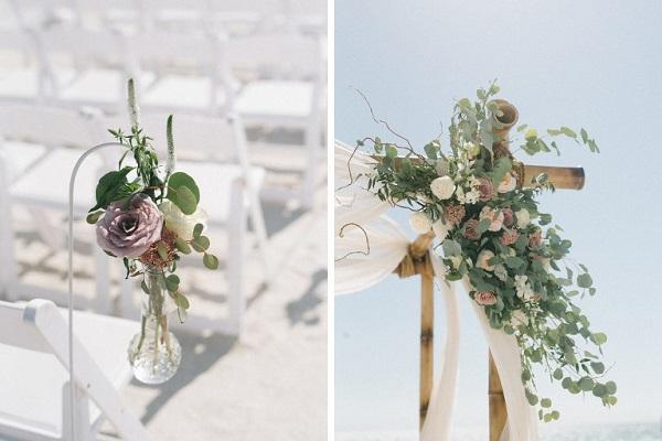Tradewinds Island Resort wedding, Kera Photography, A Chair Affair, Beach Wedding