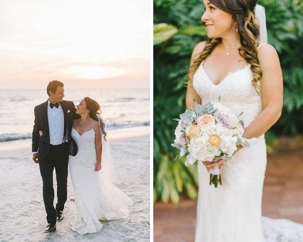Tradewinds Island Resort wedding, Kera Photography, A Chair Affair, Beachy Bride, Beach Wedding