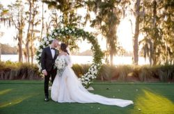 Isleworth Country Club Luxury Wedding