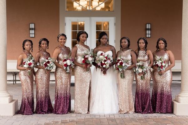 Magnolia House, DW Digital Photo, A Chair Affair, Rose Gold Wedding