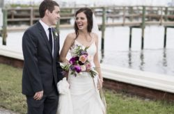 Palmetto Riverside Intimate Outdoor Wedding