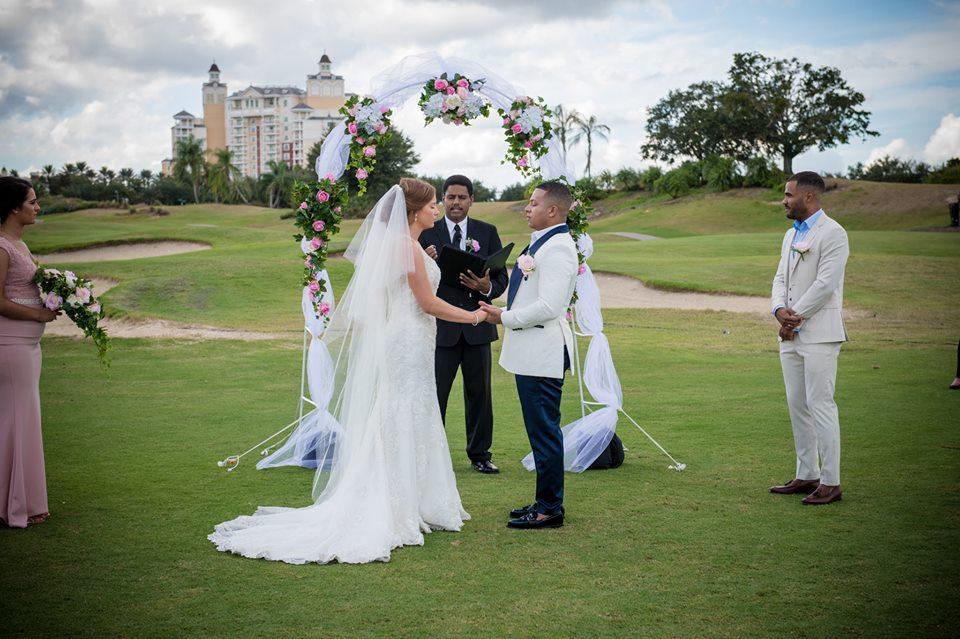 Reunion Resort Wedding Chair Affair