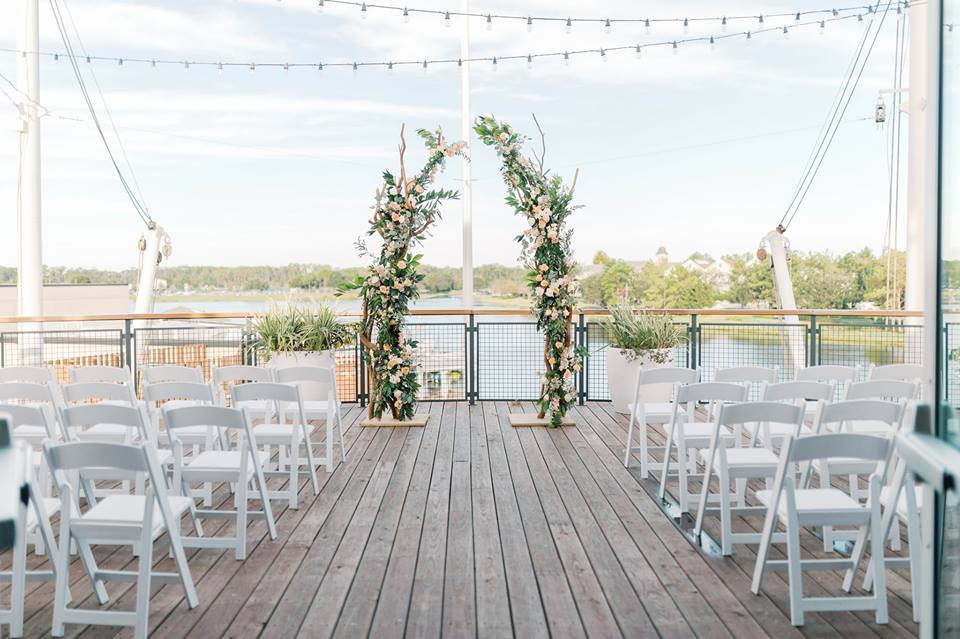 Paddlefish Wedding A Chair Affair