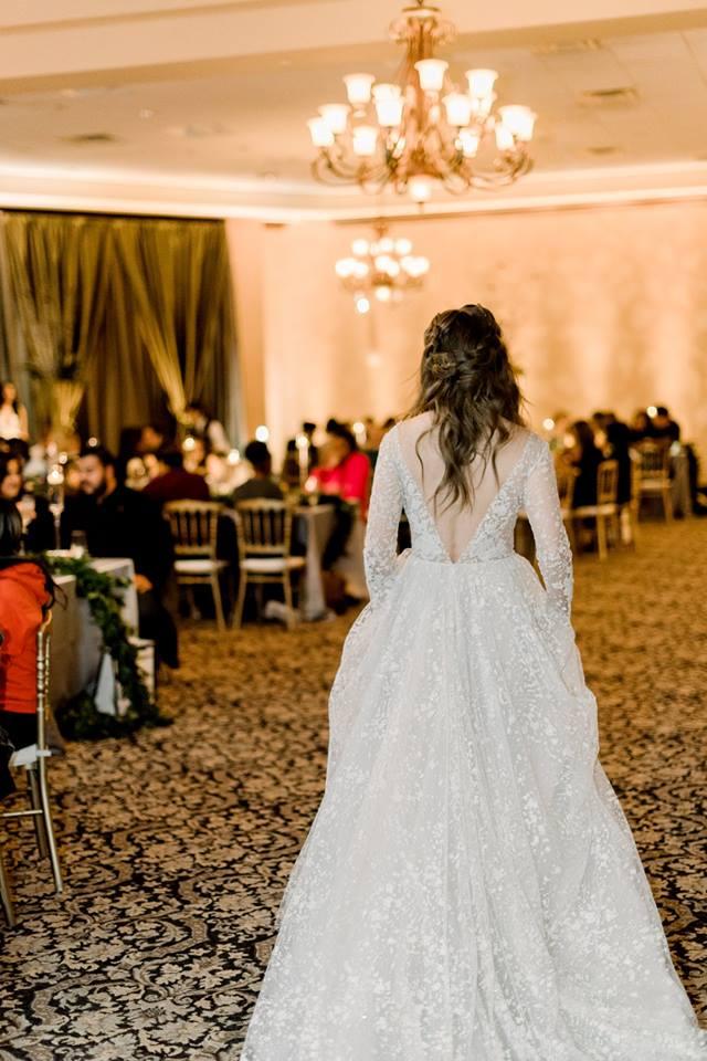 Bella Collina Bella Bliss 2019 Chair Affair dress show