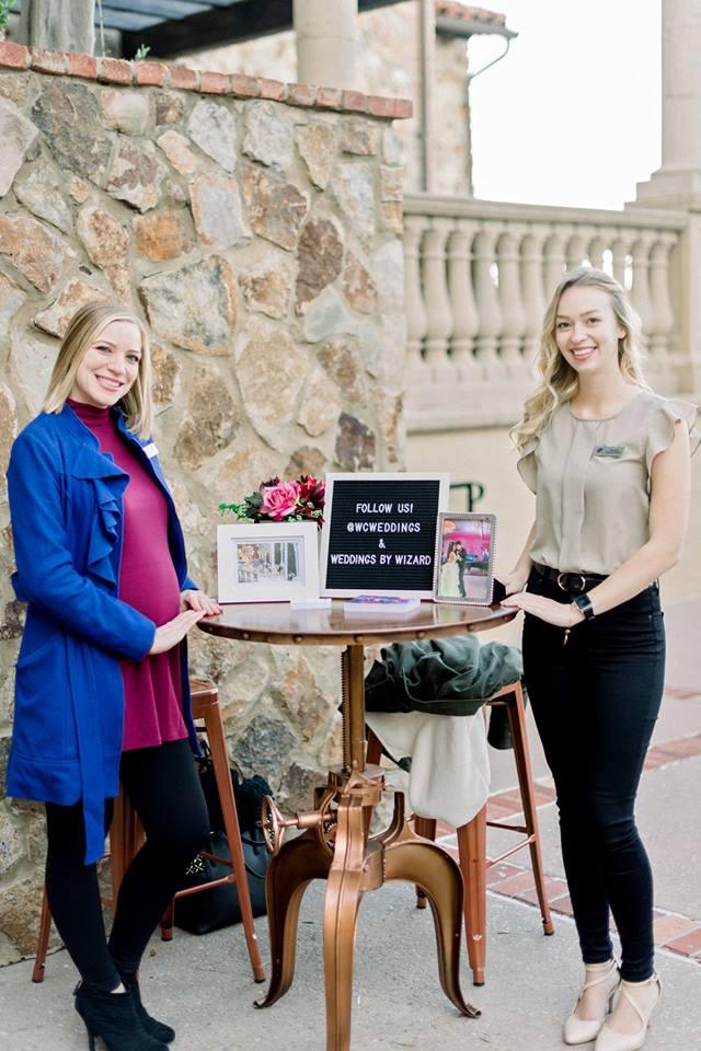 Bella Collina Bella Bliss 2019 Chair Affair wizard weddings