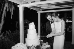 Cypress Grove Estate Waterfront Winter Wedding
