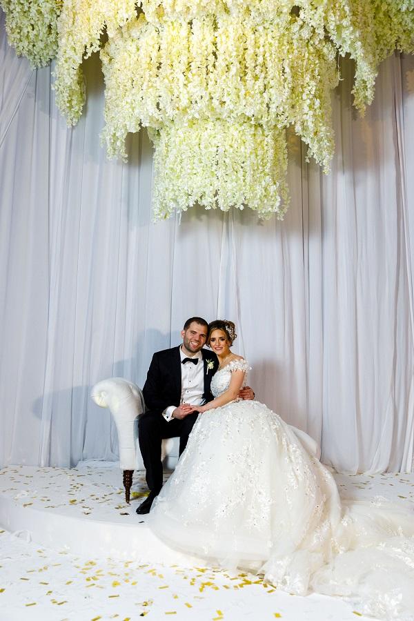 Four Seasons Resort Wedding, A Chair Affair