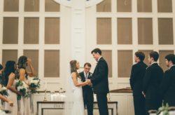 Haus 820 Modern Romantic Wedding