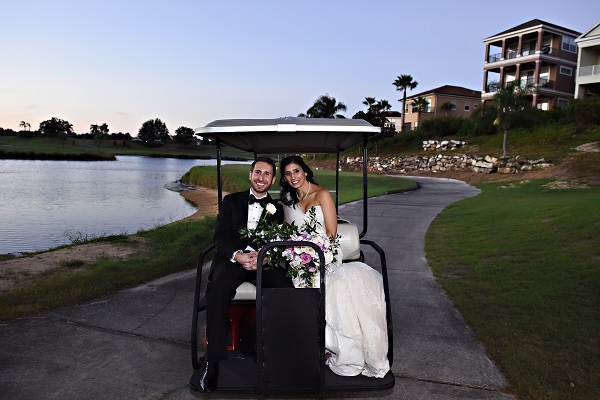 Reunion-Resort-Jewish-Wedding-A-Chair-Affair-Rhodes-Studios-golf-cart
