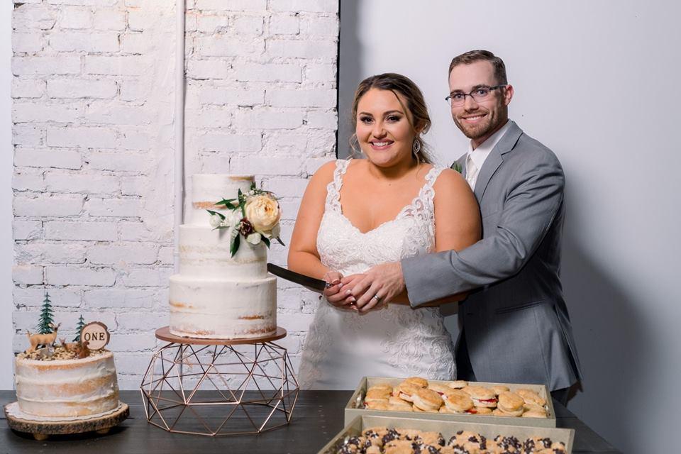 haus 820 modern rustic wedding a chair affair
