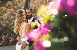 Bella Collina Blush and Gold Wedding
