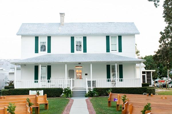 Field Manor, A Chair Affair, Citrus Wedding