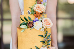 Howey Mansion Vintage BoHo Styled Wedding